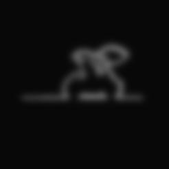 Descargar archivos STL gratis El dúo de la línea Moto, Blackgex