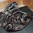 Download 3D printing files Biomechanical Half mask, sdleganza