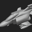 Screenshot from 2020-10-17 21-31-51.png Download STL file Toy plane - McDonnell Douglas F-4M (RAF FGR.2) • 3D print design, Bandido