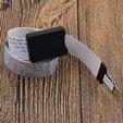Télécharger fichier STL gratuit Anet A8 - Support pour lecteur de carte SD à distance • Modèle imprimable en 3D, Bandido