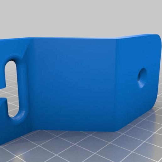 fd74eca7a9c031db598706593fa01eee.png Télécharger fichier STL gratuit IKEA HILVER porte-câbles pour table/bureau • Plan imprimable en 3D, Bandido