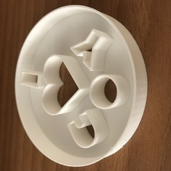 Descargar modelos 3D para imprimir Amor con el cortador de galletas, paty_dolli