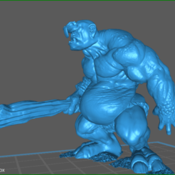 Download 3D printing models Beaverclops, celtic_hustla