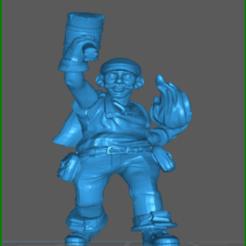 Download 3D model Handyman Hero, celtic_hustla