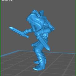Download 3D printer designs Bandit 01, celtic_hustla