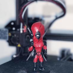 Descargar modelos 3D Deadpool , daviidsanabria97