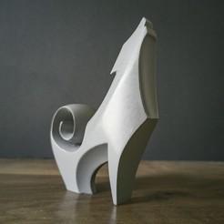 Descargar modelos 3D gratis Wolf - Inspirado por Ohadelbazdesigns, TheInquisitiveOne