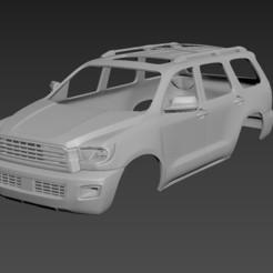 1.jpg Télécharger fichier STL Toyota Sequoia 2 gen • Modèle à imprimer en 3D, Andrey_Bezrodny