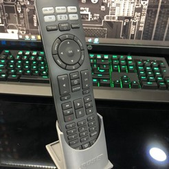 IMG_6738.jpg Télécharger fichier STL Pupitre de commande à distance de l'URC-15 de Bose • Objet à imprimer en 3D, Eduardo_K