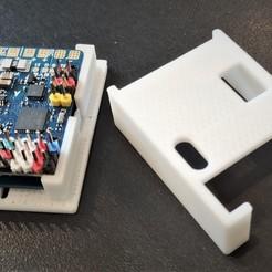 IMG_20200403_081726.jpg Télécharger fichier STL Matek F411 wing case (boitier) • Objet imprimable en 3D, Lio69