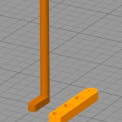 Descargar Modelos 3D para imprimir gratis Sistema de apertura para alimentar el barco de cebo, Lio69