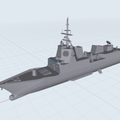 IMG_0251.PNG Download STL file Spanish naval ship • 3D printer object, fjuanba