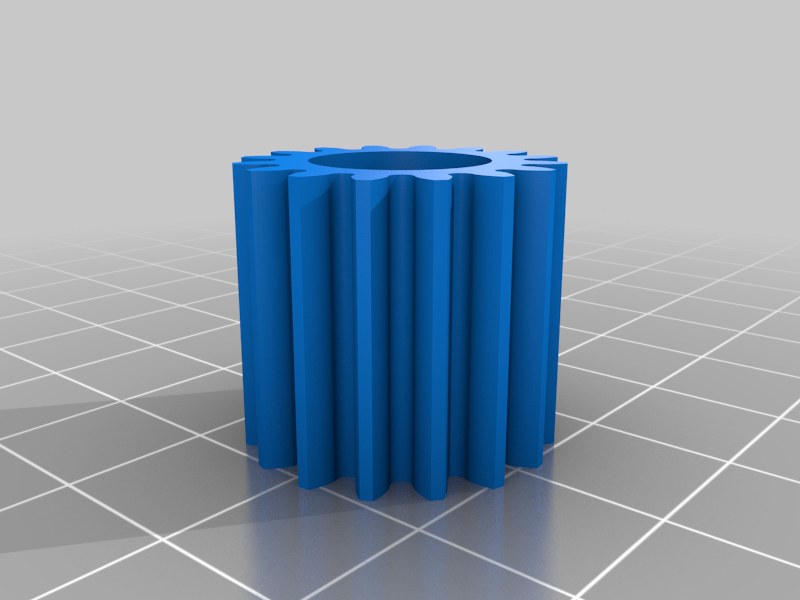 Planet_gear.png Download free STL file Water Pump for Pressure Washer (Experiment) • 3D printable template, LetsPrintYT