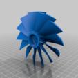 Fan.png Télécharger fichier STL gratuit Bateau à moteur RC - Deux moteurs de soufflerie • Design pour imprimante 3D, LetsPrintYT