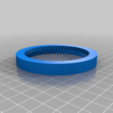 ringgear.png Download free STL file Wind turbine for 775 engine • 3D printer template, LetsPrintYT