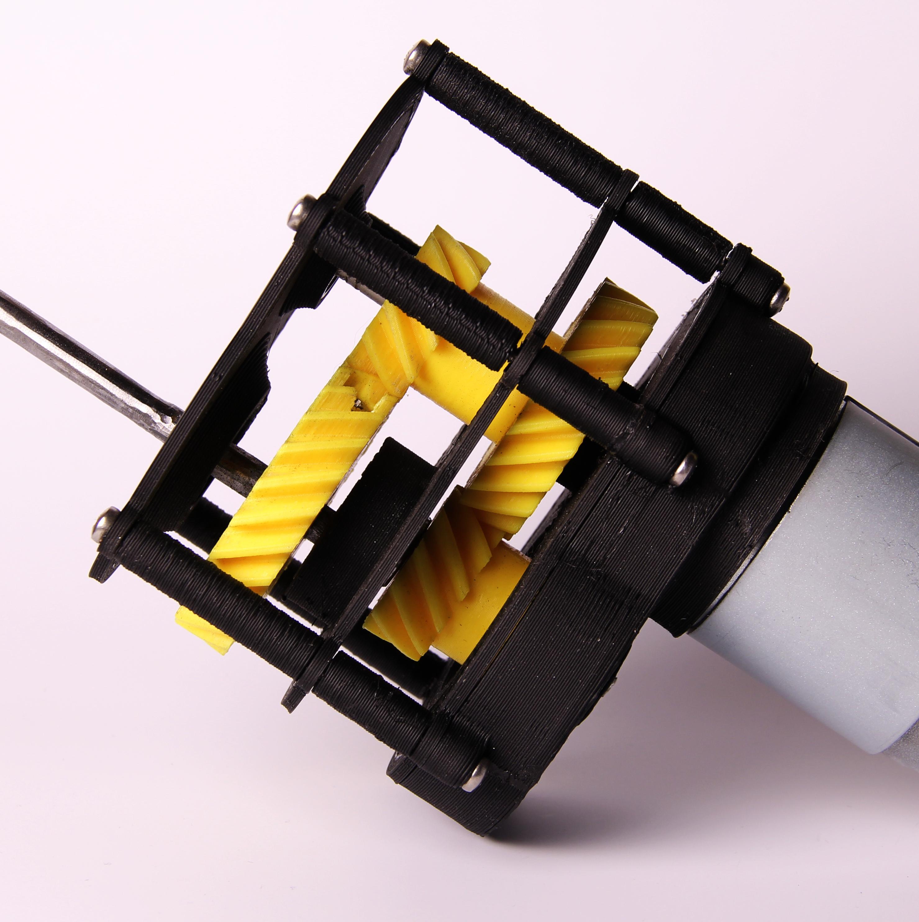 VVa.jpg Télécharger fichier STL gratuit Réducteur pour moteur 775 1:15 • Modèle pour impression 3D, LetsPrintYT