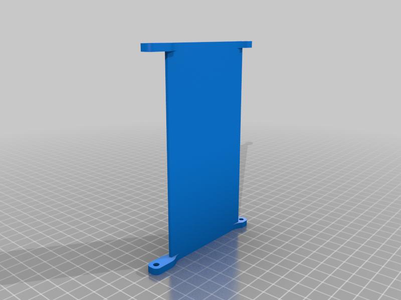 Blade2.png Télécharger fichier STL gratuit Bateau à moteur RC - Deux moteurs de soufflerie • Design pour imprimante 3D, LetsPrintYT