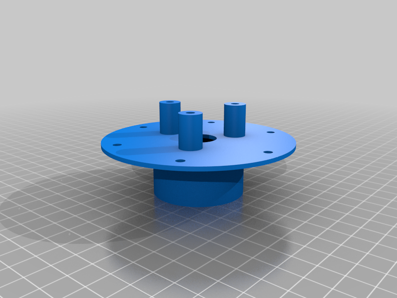 Body3.png Download free STL file Water Pump for Pressure Washer (Experiment) • 3D printable template, LetsPrintYT
