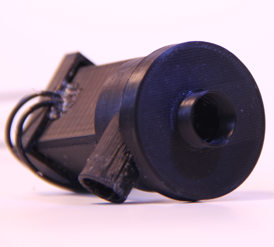 ytveepump2.jpg Download free STL file Submersible water pump • 3D print template, LetsPrintYT