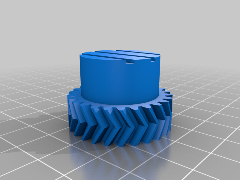 sungear.png Download free STL file Wind turbine for 775 engine • 3D printer template, LetsPrintYT