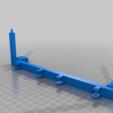 Steering_1.png Télécharger fichier STL gratuit Bateau à moteur RC - Deux moteurs de soufflerie • Design pour imprimante 3D, LetsPrintYT