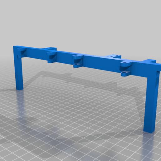Steering_2.png Télécharger fichier STL gratuit Bateau à moteur RC - Deux moteurs de soufflerie • Design pour imprimante 3D, LetsPrintYT