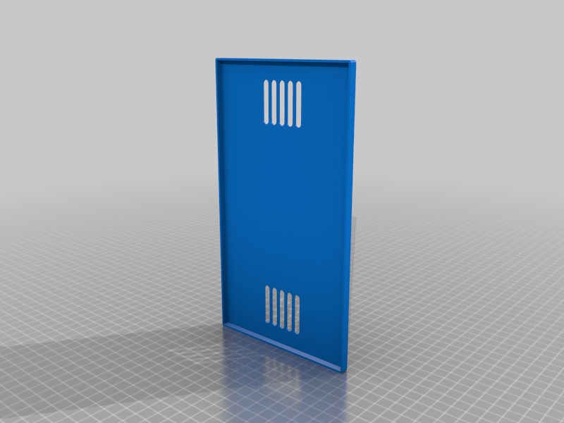 Box_cover.png Download free STL file Door lock with Arduino (Let's Print Youtube Channel) • 3D printable object, LetsPrintYT