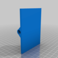tail.png Download free STL file Wind turbine for 775 engine • 3D printer template, LetsPrintYT
