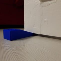 20200402_005530.jpg Download STL file Door stopper • 3D printing object, 3dukkani