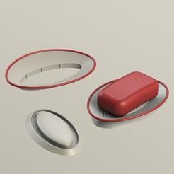 JABONERA.JPG Télécharger fichier STL PORTE-SAVON • Objet imprimable en 3D, DIAGUILAR9084