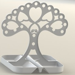 JOYERO.JPG Download free STL file TREE JEWELRY • 3D printing model, DIAGUILAR9084