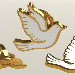 Download 3D printing models Pigeon, DIAGUILAR9084