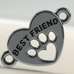 Download 3D printer files BEST FRIEND, dimauricioarcos