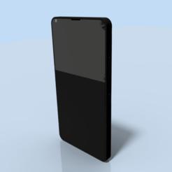 Télécharger objet 3D gratuit Nokia Lumia 640 Model Blank, LittleHobbyShop