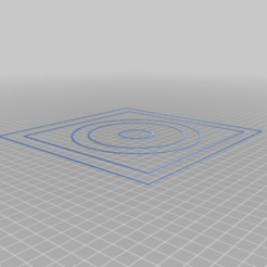 Download free 3D printing files Bed Leveling for Monoprice makerselect, 3DPrint2