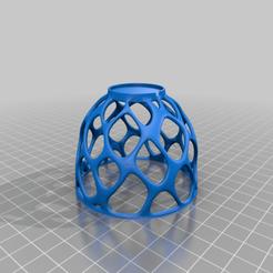 viralcage.png Télécharger fichier STL gratuit Microbes viraux et bouclier • Modèle pour imprimante 3D, ironchicken
