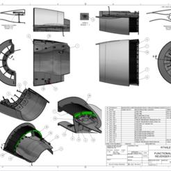 Descargar archivo STL gratis REVERSOR DE EMPUJE FUNCIONAL - DOCUMENTACIÓN • Modelo para imprimir en 3D, RTWILEYRC