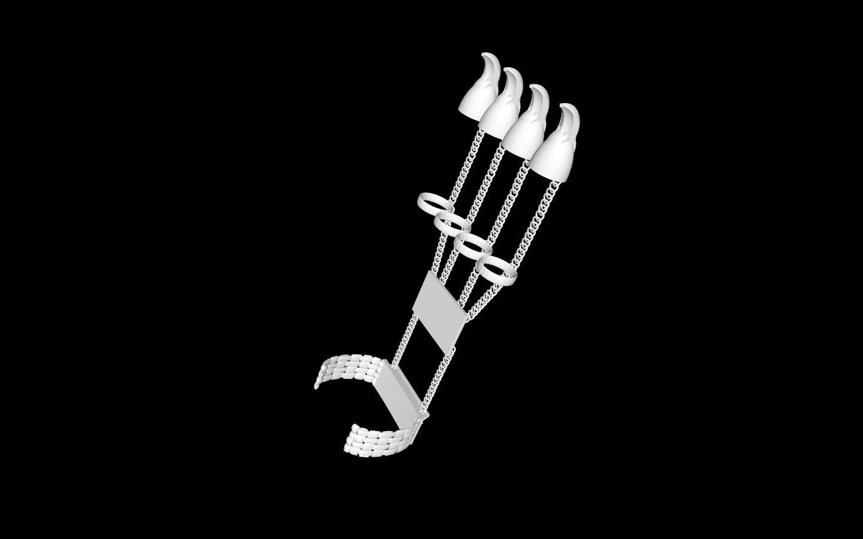 Capture d'écran 2020-05-28 à 20.08.46.png Download free STL file claw gloves • 3D printer template, gialerital