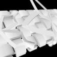 Télécharger fichier STL gratuit bracelet aspect cuir  • Design pour imprimante 3D, gialerital