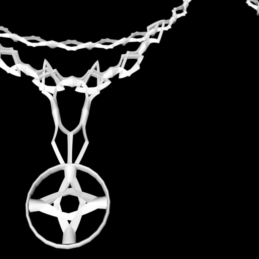 Capture d'écran 2020-05-25 à 22.00.31.png Download free STL file Star shuriken necklace and ring • 3D printing template, gialerital