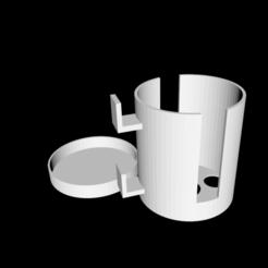Capture d'écran 2020-06-05 à 17.52.56.png Télécharger fichier STL cache tirelire sous le lit • Plan pour impression 3D, gialerital