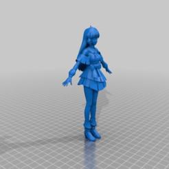 Descargar modelo 3D gratis Lynn Minmay, guilleabm83