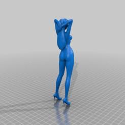 Descargar archivo 3D gratis Misa Hayase - Lisa Hayes, guilleabm83