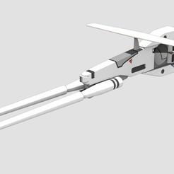 SF-3A Lancer II KEYSHOT.361.jpg Download STL file SF-3A Lancer II • 3D printer model, guilleabm83
