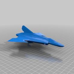 37c1e5ac0c6b172acf89b4f42d0a195a.png Download free OBJ file Sv262Hs Fighter • 3D printing design, guilleabm83