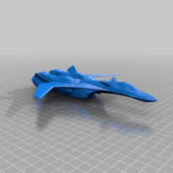 756d6e67f95d6e2ef5d1b5f0cd09c36c.png Download free OBJ file VF-19 Kai Valkyrie - Basara Type • 3D printing template, guilleabm83