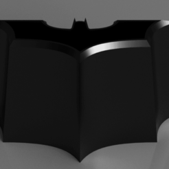 Snag_6333f82.png Download STL file Batman The Dark Knight Pencil Holder • 3D printing template, superherodiy