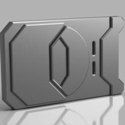 Snag_22889a5.png Télécharger fichier STL Boucle de ceinture de Captain America Infinity War • Modèle pour imprimante 3D, superherodiy