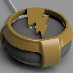 Snag_10cd099c.png Descargar archivo STL Zoom / Invertir Flash Google Home / Nest Mini cover • Modelo para la impresión en 3D, superherodiy