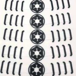 Snag_65cf80d.png Download STL file Star Wars Empire Ear Saver Strap COVID-19 • Model to 3D print, superherodiy